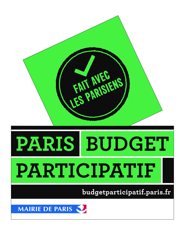 Mairie de Paris – budget participatif